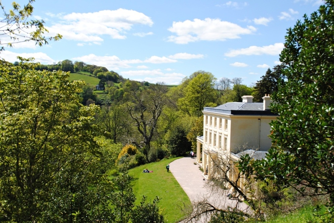 Greenway House has been of inspiration for Agatha for many of her books.